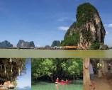 Phang Nga Bay & James Bond Island Tour