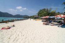 Strand von Phi Phi Island