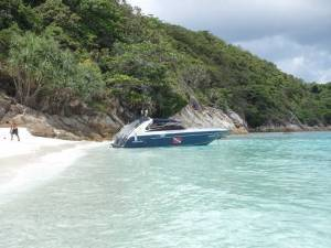 Easy Day Thailand Speedboat at Racha Yai Island - Phuket Island Hopping at Racha Yai Island