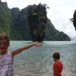 Phuket Private Tours to James Bond Island