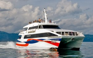 Lomprayah Ferry - How to get from Phuket to Koh Samui