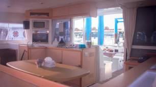 Phuket Boat Charter - SY Olivia Salon