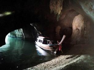 Drive In Cave - Phang Nga Bay