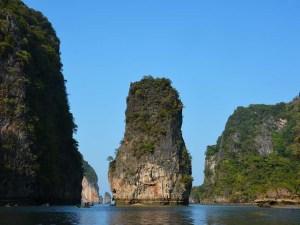 Phang Nga Bay Caves & Sea Canoe - Phang Nga Bay Kayak Koh Hong