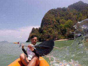 Phuket Tours Phang Nga Bay Caves Sea Kayaking Tour