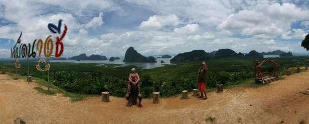 Höhlen in Phang Nga Bay