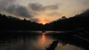 Sonenuntertgang Cheow Lan