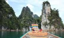Cheow Larn Lake - Khao Sok National park