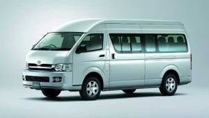 Phuket airport transfer - Minibus