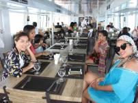 Phuket Island Hopping Cruise - Aircon Saloon