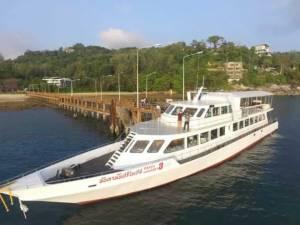 Phuket Island Hopping Cruise - MV Andaman Princess