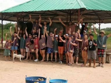 Elephant Sanctuary Phuket - Group Picture