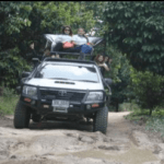 Koh Samui Activities & Tours - 4x4 Island Tour with action activities