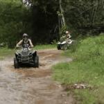 Koh Samui Ausflüge - Quad fahren