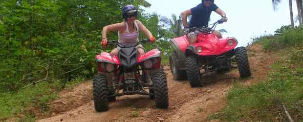 Koh Samui ATV Tours