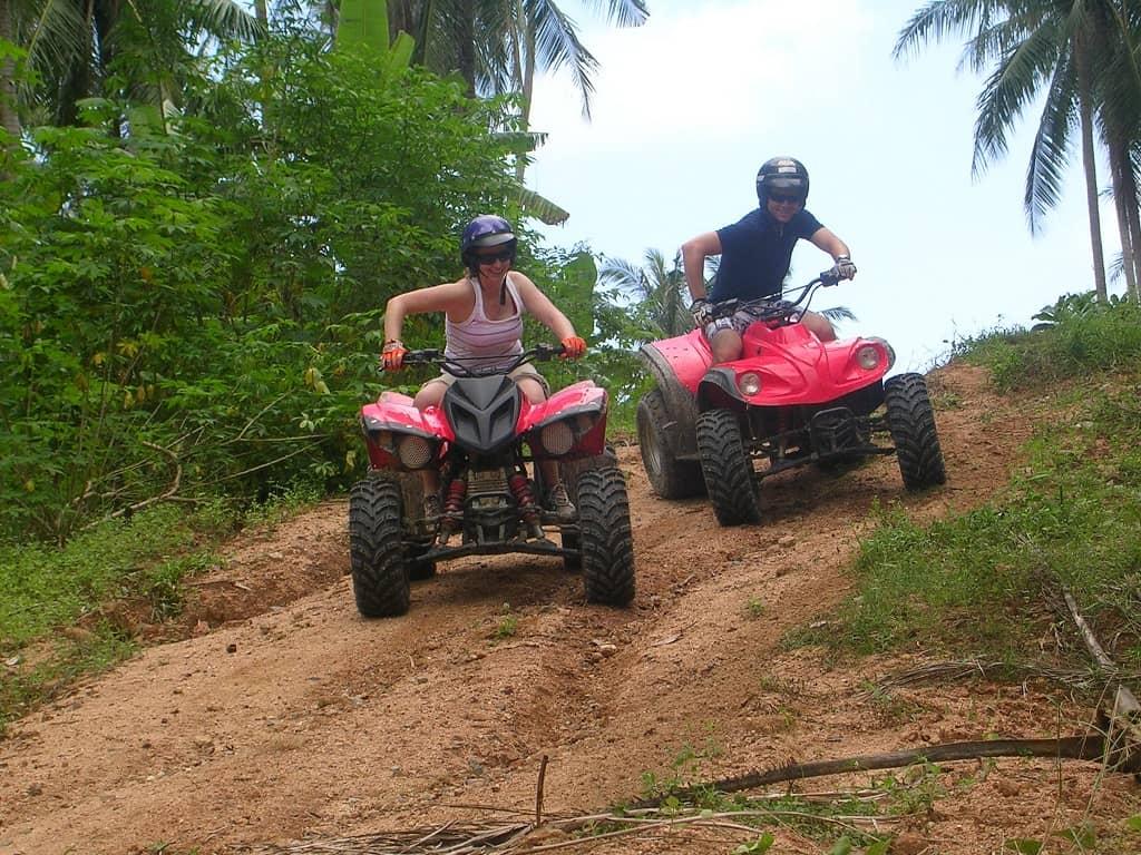 Koh Samui ATV Tours by Easy Day Koh Samui Thailand