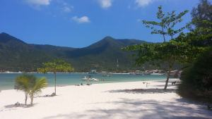 A beach visit on Private Koh Phangan Tours