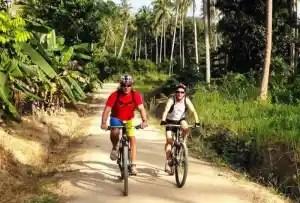 Tour in bicicletta a Koh Samui - Una giornata intera
