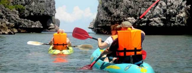 Kayak e Snorkeling a Koh Samui