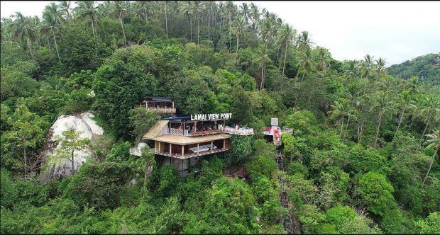 Lamai Viewpoint, Koh Samui Island