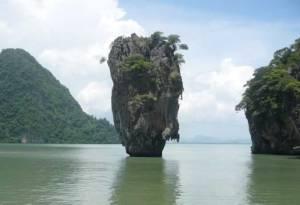 Visit James Bond Island with a Phang Nga Bay Sea Canoe Tour
