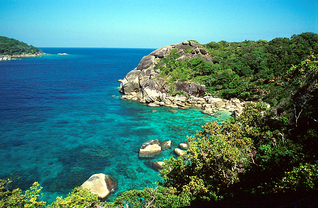 Snorkeling Tours from Phuket Island