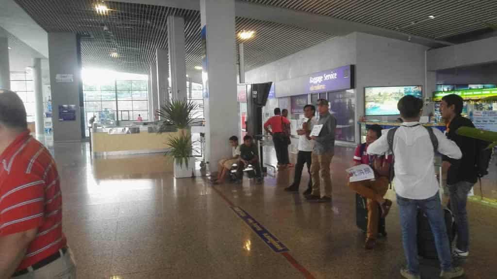 Krabi Airport Transfers – Meeting Point