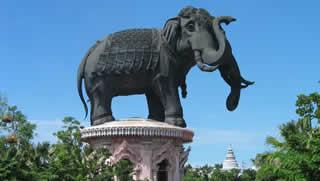 Samut Prakan Erawan Museum