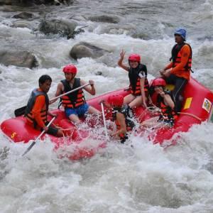 Krabi Rafting Tours