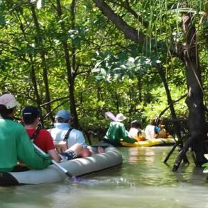 Sea Canoe in Phang Nga