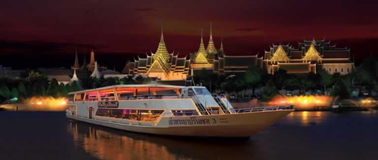 Chao Phraya Princess – Loy Krathong