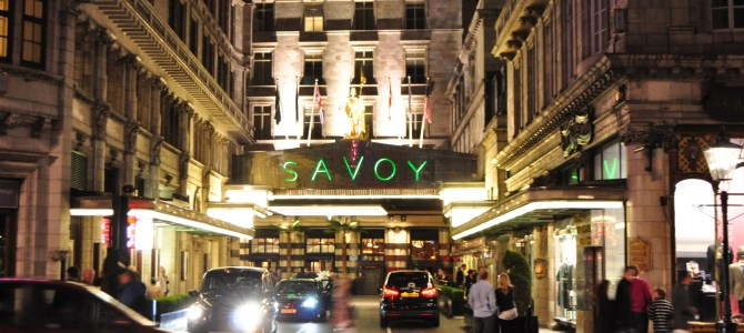 Savoy Hotel Review – Historic Hotel in London