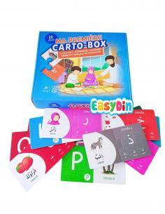 jeux pour apprendre l'alphabet arabe