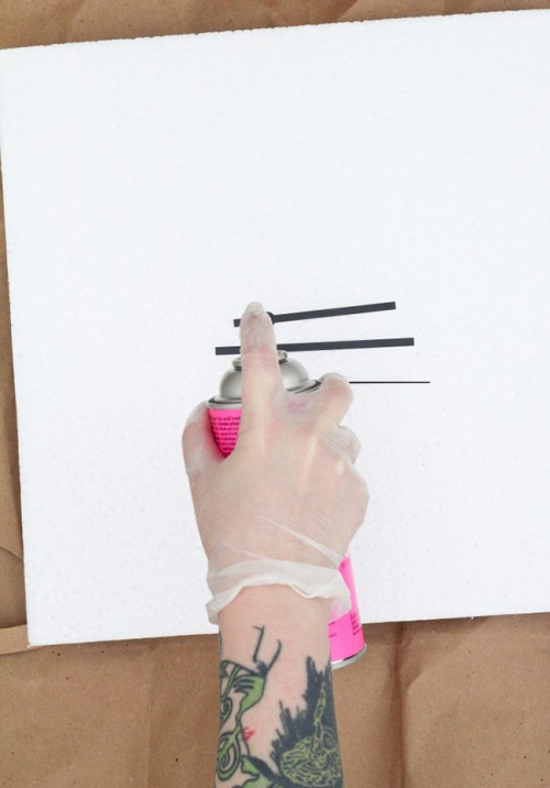 Easy DIY Colorful Clock Ideas