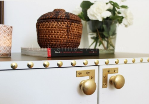 DIY to renovate bedside table