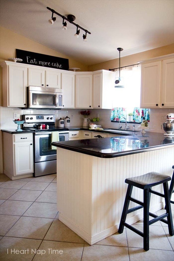 DO it yourself kitchen remodeling