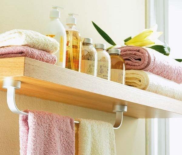 innovative towel storage ideas