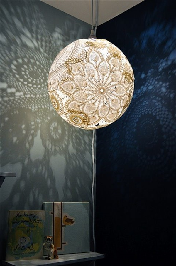 Awesome  DIY lamps plans