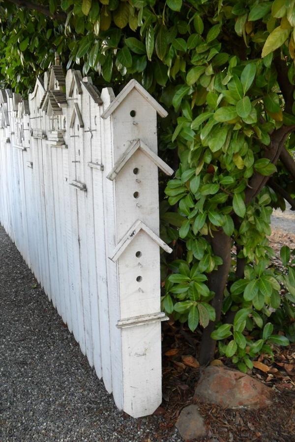 wonderful lawn fencing DIY project