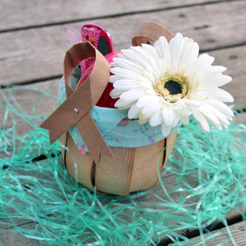 Easter Basket Decorating Ideas