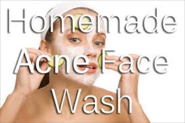 Cool DIY acne wash