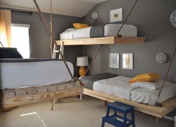 Cheap DIY bedroom decor plans