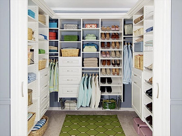 how to build storage  shelves ideas