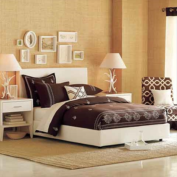 DIY inexpensive bedroom decor ideas