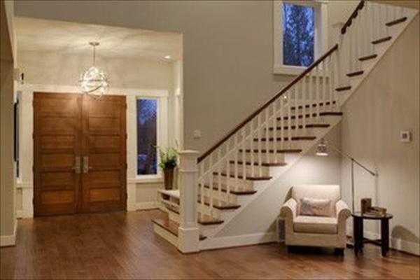 Unique home renovation