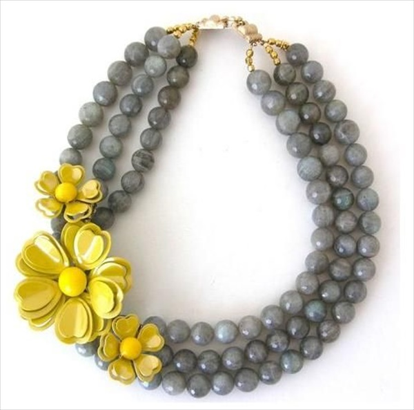 DIY charming necklace ideas