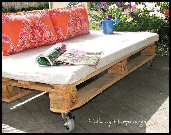 DIY pallet futniture ideas