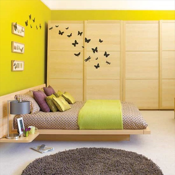 how to decorate a guestroom