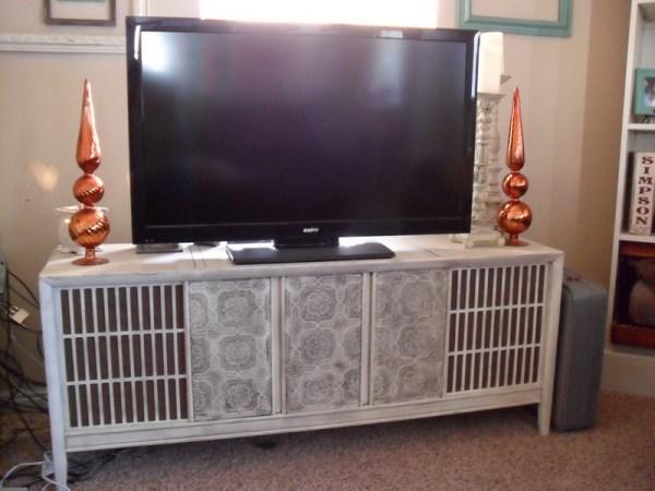Homemade TV Stands ideas