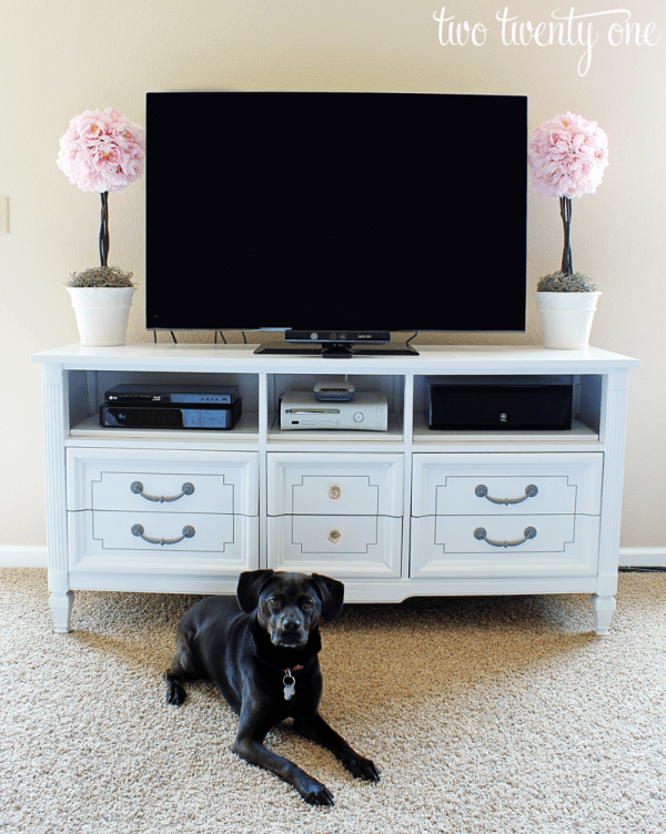 How to make a TV Table